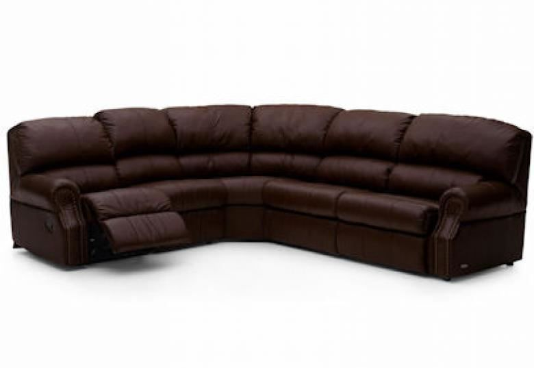 Charleston Reclining Sectional By Palliser Configuration