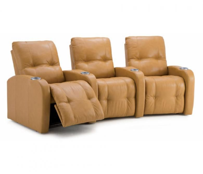Palliser Firenze Home Theater Set