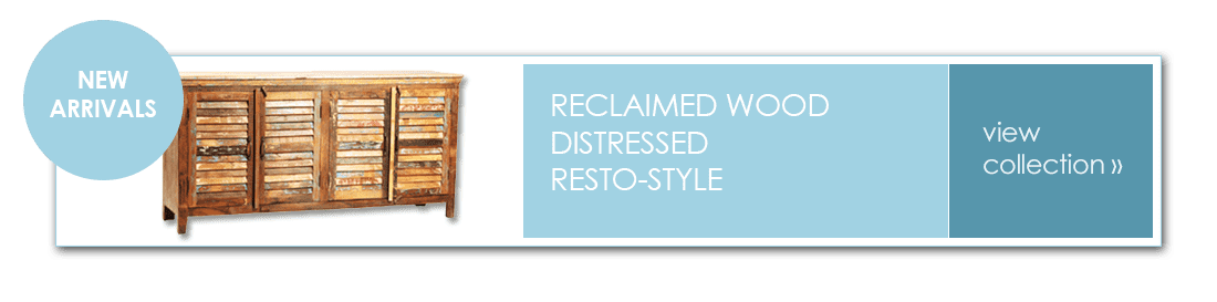 Reclaimed Wood Furniture Products