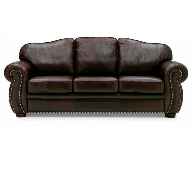 Palliser Troon Leather Sofa Set