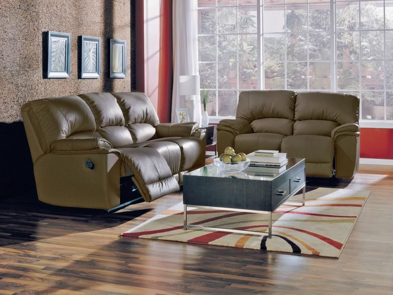 Dallin Reclining Sofa Set