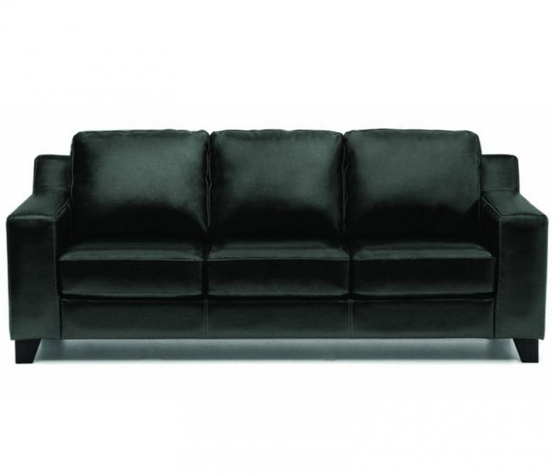 Reed Leather Sofa Set