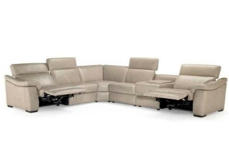 Natuzzi Editions B760 Sectional
