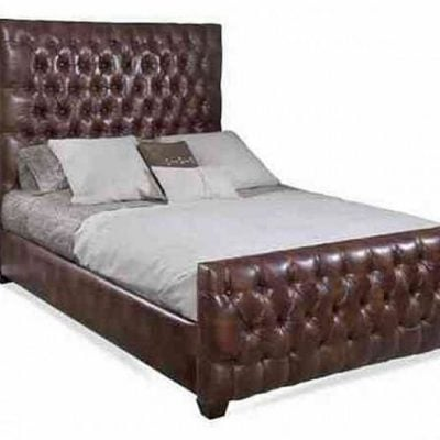 BROMPTON UPHOLSTERED BED