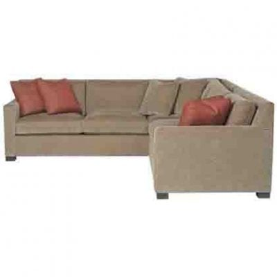 BERNHARDT KELSEY 2 PIECE SECTIONAL