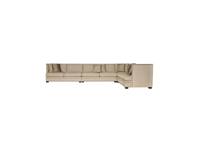 BERNHARDT GRAMERCY 4 PIECE SECTIONAL